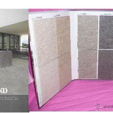 Catálogos publicitarios: CATÁLOGO MUESTRARIO GRES FINO PORCELANA. Lote 49475390