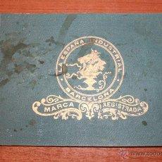 Catálogos publicitarios: LA ESPAÑA INDUSTRIAL SOCIEDAD ANONIMA. BARCELONA. EN SU 82 ANIVERSARIO 1847-1929.. Lote 49937022