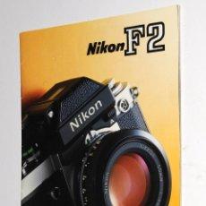 Catálogos publicitários: CATALOGO NIKON F2. Lote 50037189