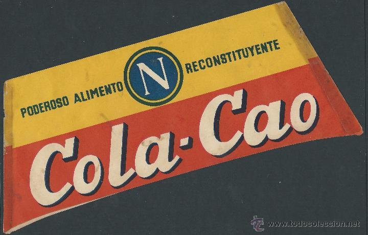 Catálogos publicitarios: gorro publicidad colacao años 50 - 60 cola cao - Foto 2 - 50143137
