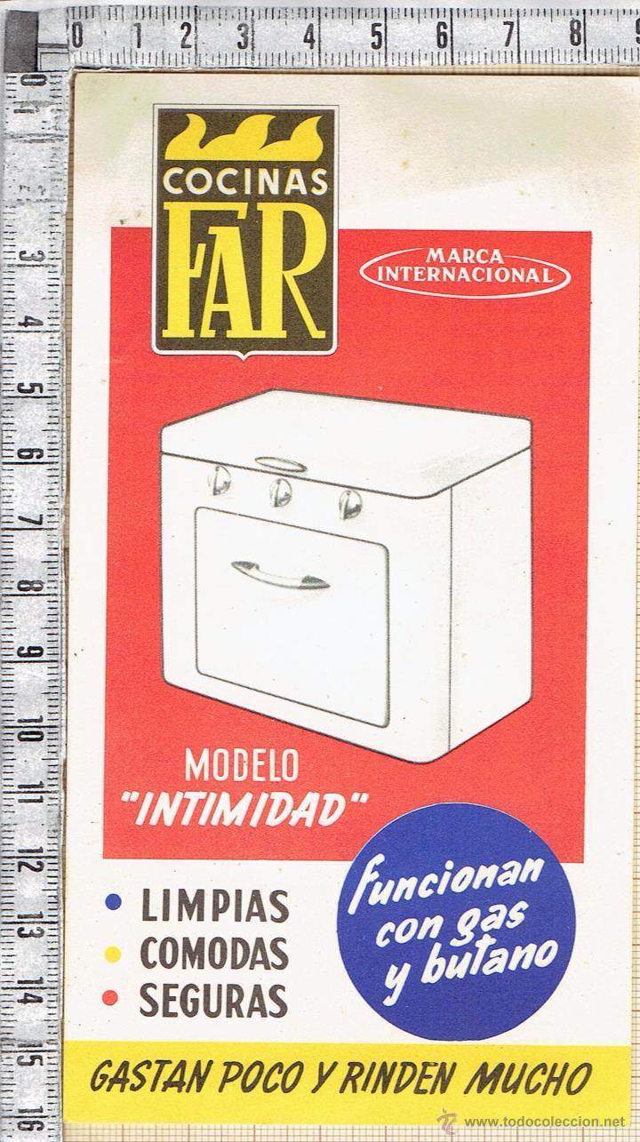 Comprar Cocinas | Folleto Publicidad Cocinas Far Modelo Intimidad Comprar Catalogos
