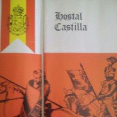 Catálogos publicitarios: HOSTAL CASTILLA / SAN JUAN - PUERTO RICO. Lote 50695671