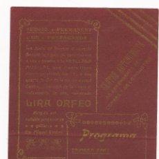 Catálogos publicitarios: CENTRE AUTONOMISTA DE DEPENDENTS DE COMERS I DE LA INDUSTRIA / 1904 / BARCELONA. Lote 51239793