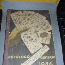 Catálogos publicitarios: EIBAR - ANTIGUO CATALOGO 1946 - JULIO RETOLAZA - ALMACEN DE FERRETERIA - HERRAMIENTAS - CERRAJERIA -. Lote 51408107