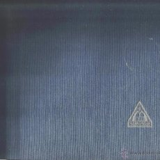 Catálogos publicitarios: CATÁLOGO SCHWELMER EISENWERK MÜLLER & CO. GMBH, SCHWELM 1886 – 1961. ALBANO ALBANO-MÜLLER (AUTOR). Lote 51472169