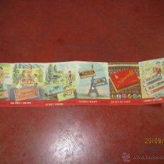 Catálogos publicitarios: ANTIGUO CATALOGO PUBLICITARIO DE CHOCOLATES TURRONES BOMBONES *NOGUEROLES* GANDIA DEL AÑO 1959. Lote 51559265