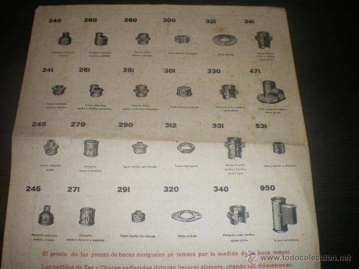 Catalogo piezas fontaneria antiguo comprar cat logos for Piezas de fontaneria catalogo