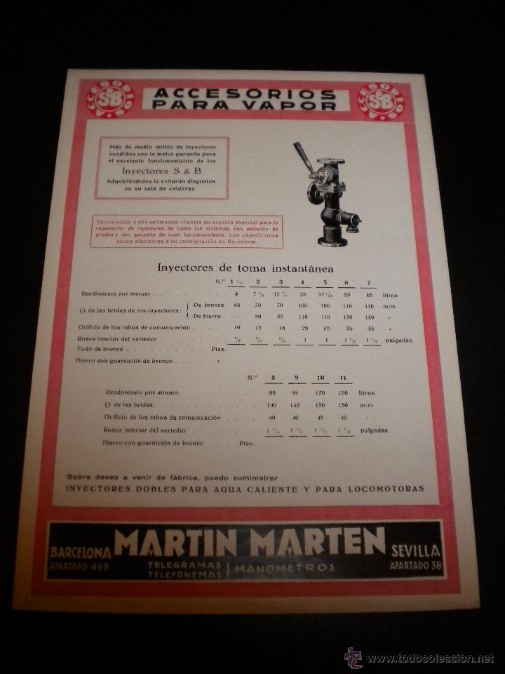 Catálogos publicitarios: 16 hojas publicitarias de Martin Marten - Foto 5 - 51891173