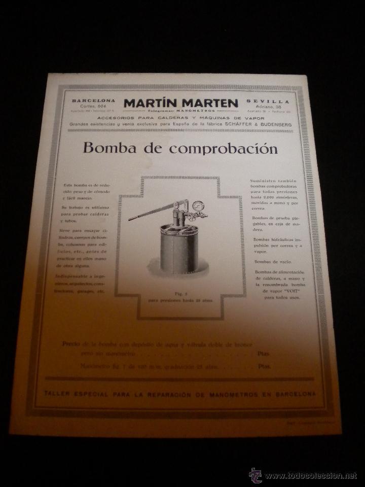 Catálogos publicitarios: 16 hojas publicitarias de Martin Marten - Foto 6 - 51891173