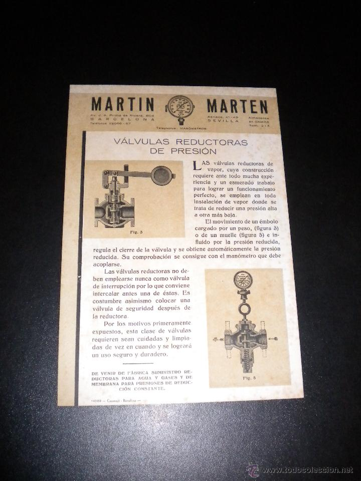 Catálogos publicitarios: 16 hojas publicitarias de Martin Marten - Foto 7 - 51891173