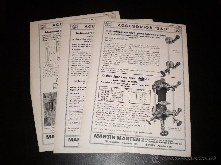Catálogos publicitarios: 16 hojas publicitarias de Martin Marten - Foto 8 - 51891173