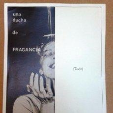 Catálogos publicitarios - PUBLICIDAD ORIGINAL DE T. T. ESTUDIOS: PONS. TAMAÑO 23 x 17cm - 52590394