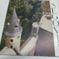 Catálogos publicitarios: SEGOVIA-PUBLICACIONES DE LA DIRECCIÓN GENERAL DE TURISMO-AÑOS 40/50.. Lote 52855857