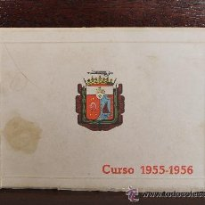 Catálogos publicitarios: CATALOGO COLEGIO SAN ESTANISLAO MALAGA CATALOGO DE ALUMNOS DEL AÑO 1955-1956 . Lote 53160545