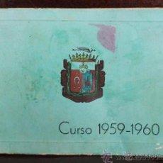 Catálogos publicitarios: CATALOGO COLEGIO SAN ESTANISLAO MALAGA CATALOGO DE ALUMNOS DEL AÑO 1959-1960 . Lote 53160630
