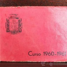 Catálogos publicitarios: CATALOGO COLEGIO SAN ESTANSLAO MALAGA CATALOGO DE ALUMNOS DEL AÑO 1960-1961. Lote 53160721