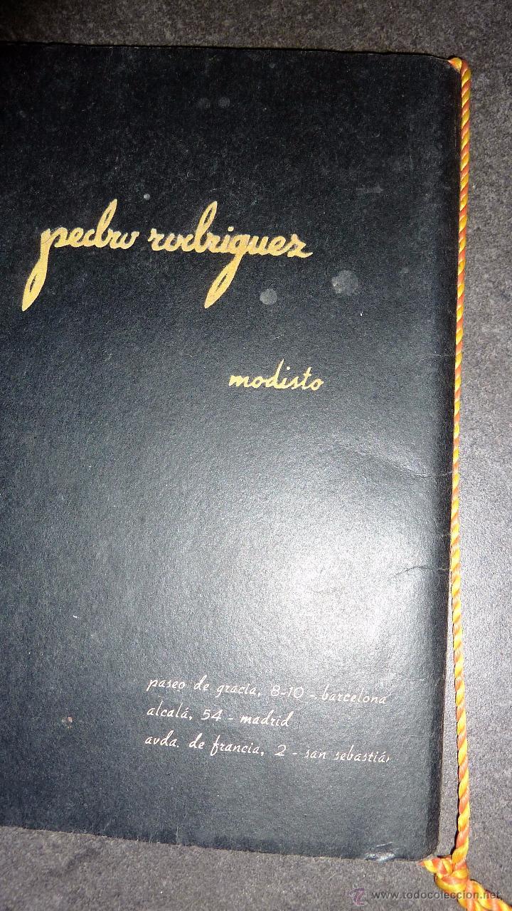 Catálogos publicitarios: catalogo IV semana internacional saltos y ballet acuatico 1955 sociedad atletica barcelona natacion - Foto 7 - 53192050