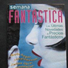Catálogos publicitarios: SEMANA FANTASTICA EL CORTE INGLES. MAYO 1998.. Lote 53337598
