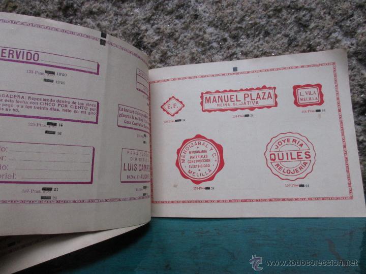 Catálogos publicitarios: BELLO CATALOGO DE VICENTE VIDAL, VALENCIA 1920 - DISEÑOS SELLOS CAUCHO, ESMALTES Y GRABADOS + INFO - Foto 6 - 53452692