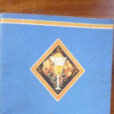 Catálogos publicitarios: CATALOGO LA SELECCION DE VINOS RECETAS , CONSEJOS PUBLICIDAD CODORNIU. Lote 53524512
