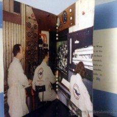 Catálogos publicitarios: PRATT & WHITNEY AIRCRAFT. DEPENDABLE ENGINES. 1950. PUBLICIDAD MOTORES DE AVIACIÓN USA. GRAN DISEÑO.. Lote 53608470