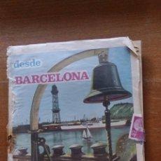 Catálogos publicitarios: CATALOGO ANTIGUO VENTA POR CORREO DISTRIBUIDORA NAVER DESDE BARCELONA AÑOS 70. Lote 54412477