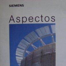Catálogos publicitarios - siemens pabellon expo 92 sevilla exposicion universal expo'92 1992 - 54750116