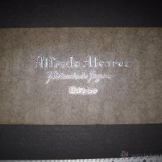Catálogos publicitarios: CATALOGO PUBLICIDAD - ALFREDO ALVAREZ - FABRICANTE DE JOYERIA - BILBAO - VER FOTOS -(V-4575). Lote 54765127