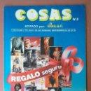 Catálogos publicitarios: REVISTA CATALOGO COSAS Nº 3. SEIS S.A. 1990.. Lote 55084346