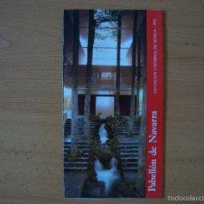 Catálogos publicitarios - expo 92 '92 pabellon navarra pabellones autonomicos sevilla 1992 - 55118428