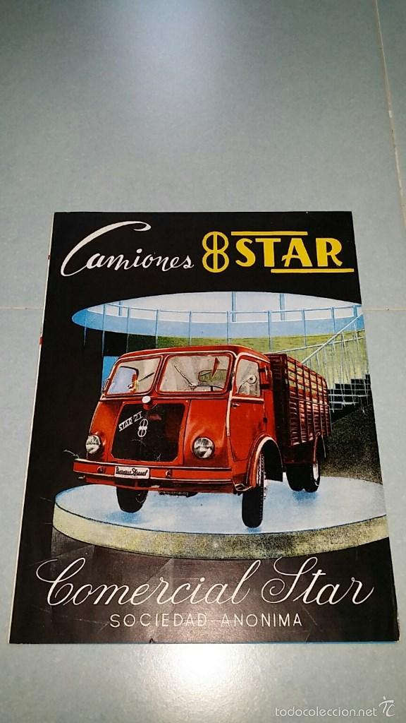 Camion star de barreiros diesel catálogo diptic - Sold through Direct Sale  - 56334621