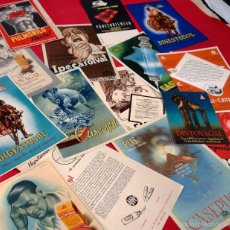 Catálogos publicitarios: 15 ANTIGUOS ANUNCIOS FARMACIA AÑOS 40-50.. Lote 56493234