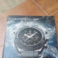 Catálogos publicitarios: CATALOGO OMEGA 2011-2012. Lote 56550184
