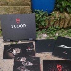 Catálogos publicitarios: CATALOGOS Y MUESTRARIO TUDOR. Lote 56551471