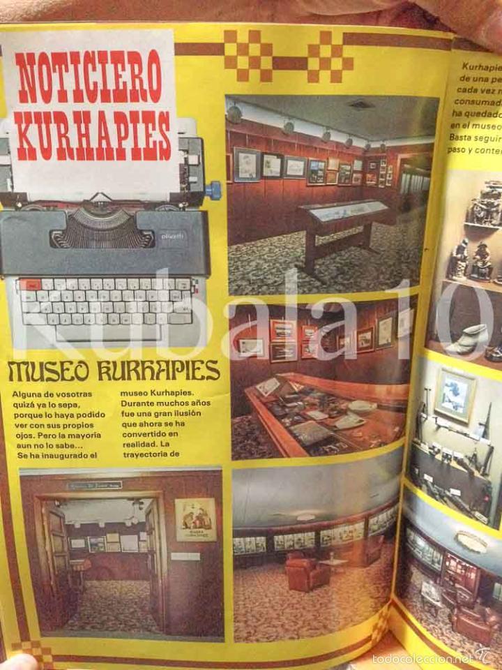 Catálogos publicitarios: KURHAPIES ··ALTA COSTURA DEL CALZADO ESPAÑOL ·· ELDA ·· ALICANTE - Foto 2 - 56554105