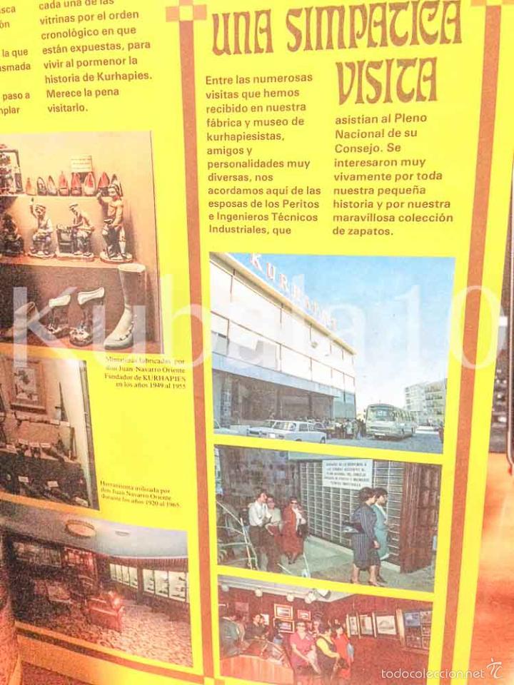 Catálogos publicitarios: KURHAPIES ··ALTA COSTURA DEL CALZADO ESPAÑOL ·· ELDA ·· ALICANTE - Foto 3 - 56554105