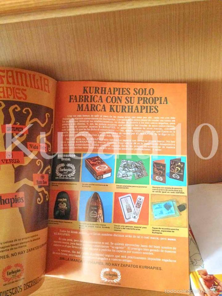 Catálogos publicitarios: KURHAPIES ··ALTA COSTURA DEL CALZADO ESPAÑOL ·· ELDA ·· ALICANTE - Foto 9 - 56554105