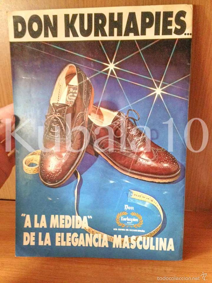 Catálogos publicitarios: KURHAPIES ··ALTA COSTURA DEL CALZADO ESPAÑOL ·· ELDA ·· ALICANTE - Foto 15 - 56554105
