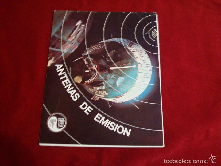 CATALOGO PUBLICIDAD ANTENAS DE EMISION 1977 (Coleccionismo - Catálogos Publicitarios)