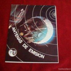 Catálogos publicitarios: CATALOGO PUBLICIDAD ANTENAS DE EMISION 1977. Lote 56556656