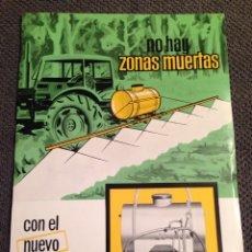 Catálogos publicitarios: FOLLETO PUBLICITARIO. Lote 56576667