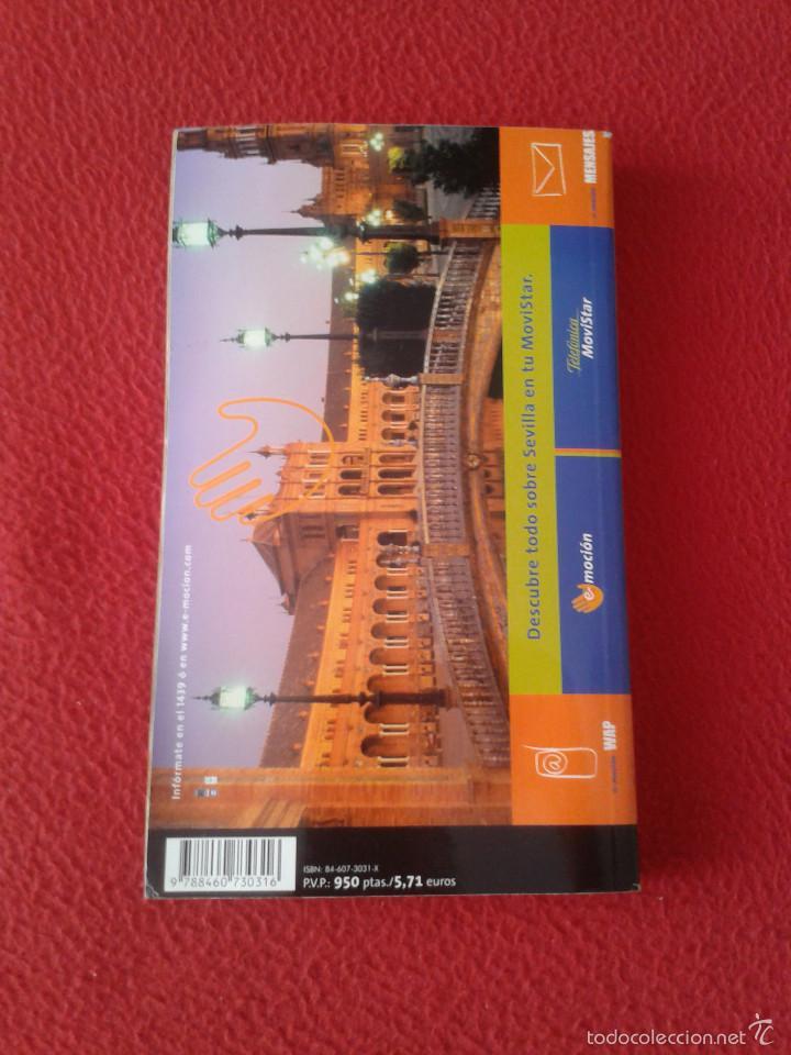 Catálogos publicitarios: GUIA PAGINAS AMARILLAS BOLSILLO DE LAS PROVINCIAS DE SEVILLA CADIZ Y HUELVA AÑO 2002 2003 VER FOTO/S - Foto 2 - 57090595