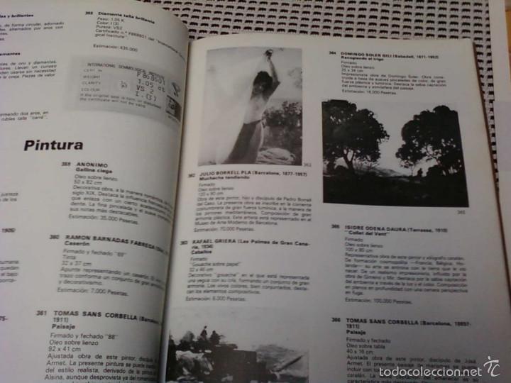 Catálogos publicitarios: CATÁLOGO SUBASTA VALENTÍ . ABRIL 1981 - Foto 2 - 57351333