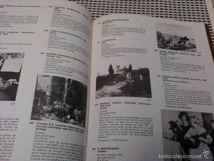 Catálogos publicitarios: CATÁLOGO SUBASTA VALENTÍ . ABRIL 1981 - Foto 3 - 57351333
