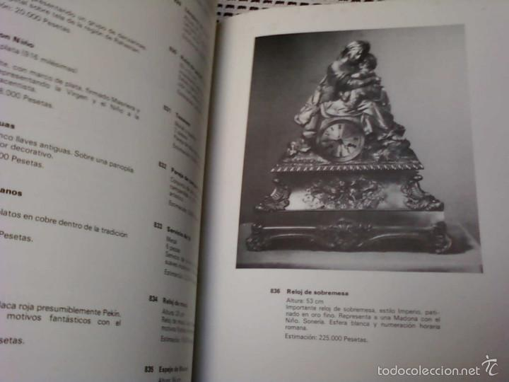 Catálogos publicitarios: CATÁLOGO SUBASTA VALENTÍ . ABRIL 1981 - Foto 4 - 57351333