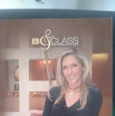 Catálogos publicitarios: CATALOGO PUBLICITARIO DE BUSINESS AND CLASS - JOYERIA ---- REFM1E2. Lote 57583605