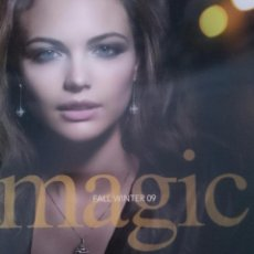 Catálogos publicitarios: CATALOGO ORO VIVO - MAGIC FALL WINTER 09 ---- REFM1E2. Lote 57583612