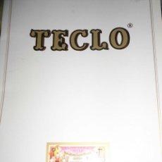 Catálogos publicitarios: TECLO CATALOGO PRECIOS TURRON JIJONA SURTIDO 18 PGS ENVIO GRATUITO. Lote 57841724
