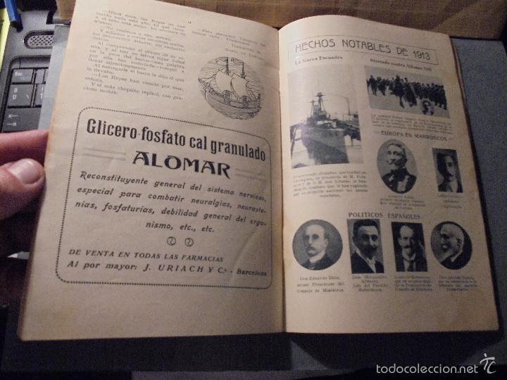 Catálogos publicitarios: FARMACIA - J. URIACH Y Cª BARCELONA CATALOGO 1914 - 48 PAG. ILUSTRADO IMP. J. HORTA BARCELONA 21X14 - Foto 2 - 57977135