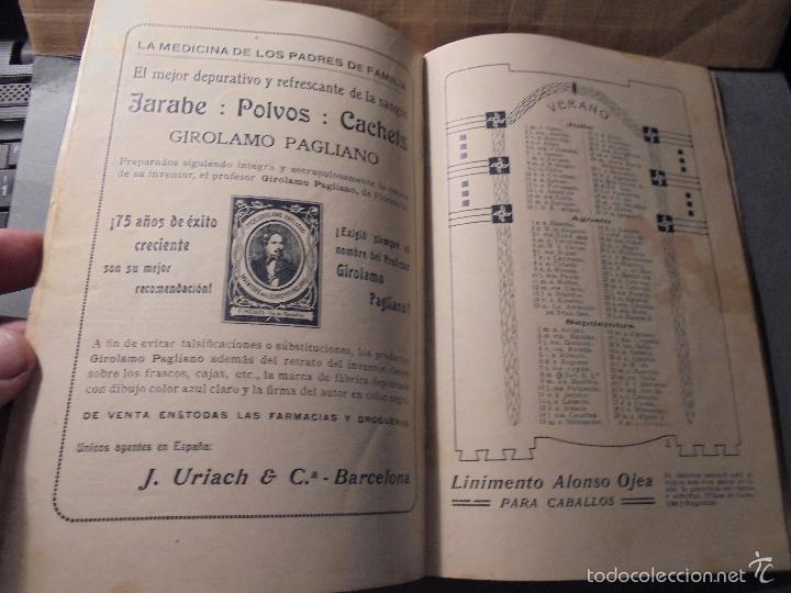 Catálogos publicitarios: FARMACIA - J. URIACH Y Cª BARCELONA CATALOGO 1914 - 48 PAG. ILUSTRADO IMP. J. HORTA BARCELONA 21X14 - Foto 4 - 57977135